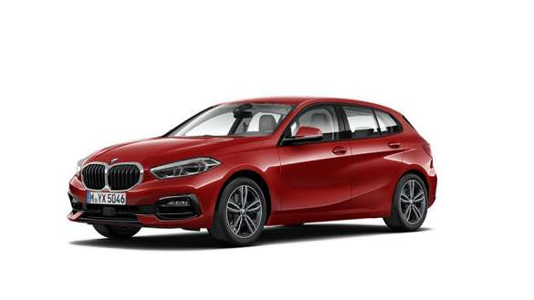 BMW 118i Sport Line Advanced με €27.986*.
