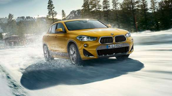 BMW X2 sDrive16d.